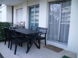 Appartement rez-de-jardin 2pieces classe 3 etoiles