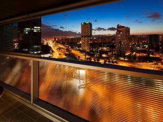 Apart. Barcelona-Congress con terraza
