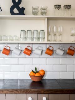 Godney Arts House Kitchen detail
