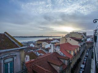 Breathtaking River View in Alfama, Lisboa