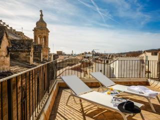Palau Balear ☼ Ático con terraza, Palma de Mallorca