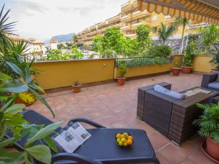 LUXURY & MODERN APARTMENT - BIG TERRACE & GARDEN, Los Gigantes