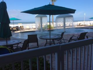 Daytona Beach Resort First Floor Oceanfront