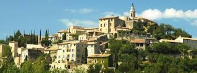 Crillon Le Brave village is a short drive away