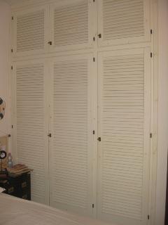 Wardrobe double room
