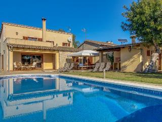 Luxurious island estate with a private pool and patio - dogs are welcome!, Inca