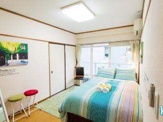 Spacious 2 BR with Perks! Central in Shimokitazawa, Setagaya