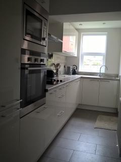 Full-sized Galley Kitchen