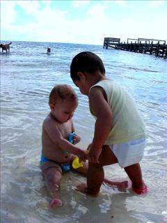 Baby Friendly Beach