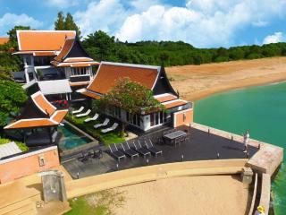 Luxury 5 star Beach Villa 6 bedroom on the beach, Pattaya
