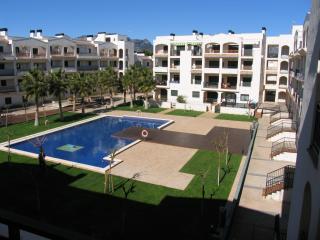 Apartamento Miami Playa con piscina comunitaria, Miami Platja