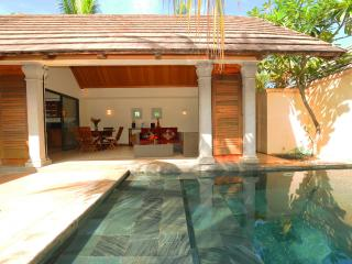 Villa Oasis 8 private pool luxury villa grand baie