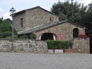 Villa Liro, Lucignano