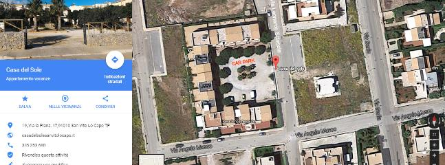 Casa del Sole on Google Maps