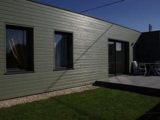 Gite dans maison d'architecte à structure en bois., Penmarch