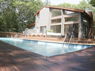 Village Fringe glassy Modern with Pool and Tennis, East Hampton