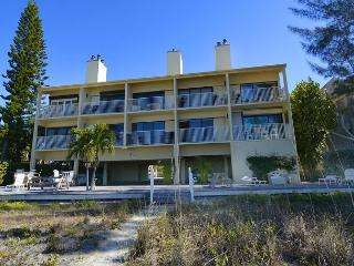 Direct Gulf Front Two Bedroom/Two Bath Condo on the Narrows, Indian Shores