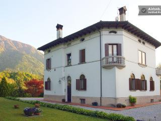 Feltre camera doppia in villa primi del Novecento