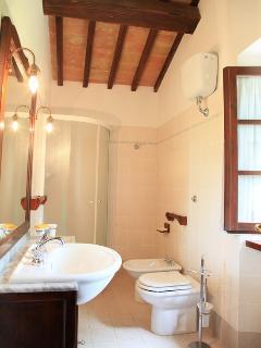 Apartment Foresteria. Bathroom