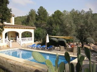 Villa with pool in natural surrounding- Casa Maria, Lliber