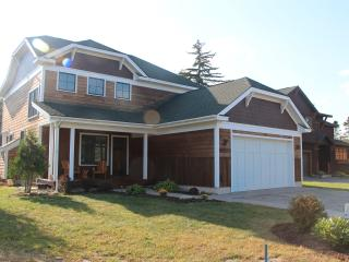 NEW waterfront home Lake Placid - walk to town