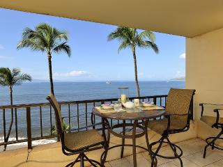 Oceanfront Sugar Beach 525 Tropical Condo, Kihei
