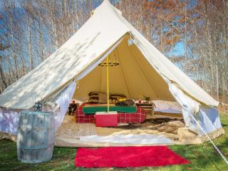 Bell#1 East Coast Glamping South Shore Resort 4ppl, Western Shore