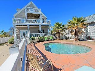 6BR Afternoon Delight-OPEN 9/17-9/21! PRIV Pool-Walk 2 Crystal Beach- FunPass