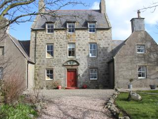 Georgian Scottish Lairds house by the sea., Sandhaven