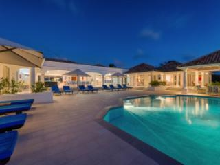 La Bella Casa at Terres Basses, Saint Maarten - Gorgeous Sunset & Ocean View, Pool