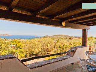 Sardegna: Appartamento a Calaginepro vista mare