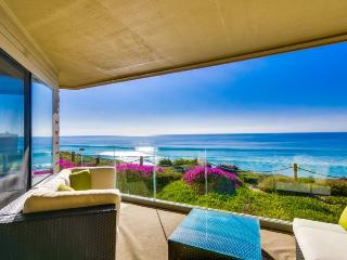 Solana Beach Vacation Rentals - 2 bed, Oceanfront Condo