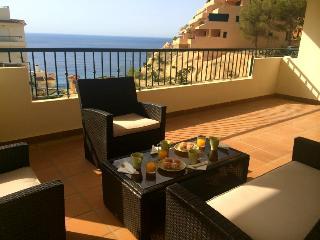 Oasis Beach, wi fi, terraza, piscina y garaje