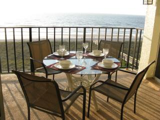 Beach Front Condo with Unobstructed Ocean View, Fernandina Beach