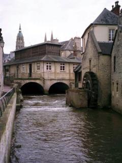 Le Bienvenu Apt Centre Ville Bayeux