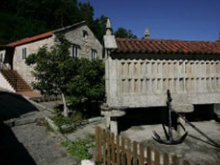 Traditional Galician house, Pontevedra