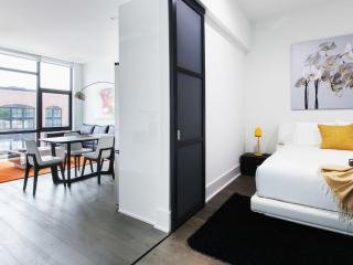 Trendy Jersey City Apartment - Lovely 2 Bedroom, 2 Bathroom Unit With Laundry