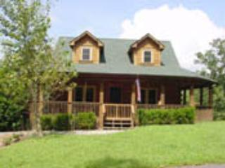 PVT Cabin w/Views, Game Room, Fenced Yard, WIFI, Lake Lure