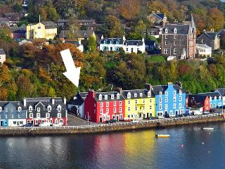 Back Brae Lodge, Tobermory Holiday Cottage
