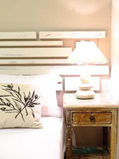 Bedroom | Valea Villa Naxos