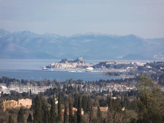 Villa Verde, Poulades, Corfu
