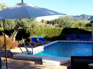 Beautiful Finca & Private Pool, Mountain Views, Local Spanish Town