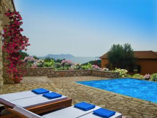 Two villas with pool for up to 12 persons, Sivota