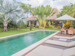Villa Alang-Alang quiet large rustic just perfect