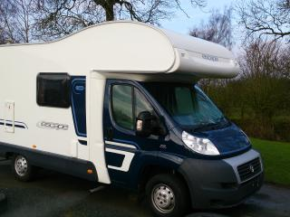 Luxury Motorhome Hire, Market Weighton