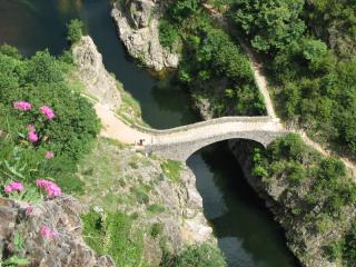 Gite la Volane met schitterend uitzicht over de Ardeche