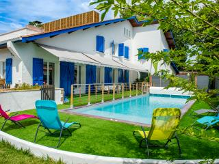 Maison Typique du Bassin d'arcachon, RDCH  piscine