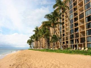 MAHANA Luxury Family Beachfront Corner, Grd Floor, Lahaina