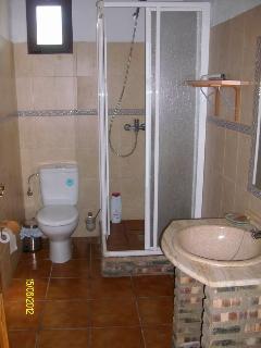 apartamento la carreta baño
