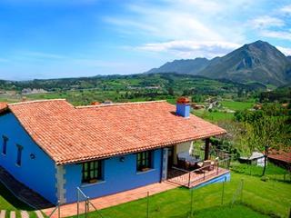 casa rural la llosa del barreu, Ribadesella